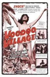 voodoo village poster