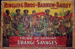 Ubangi Savages
